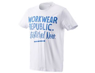 e.s. T-shirt workwear republic