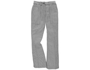 Women's chef trousers