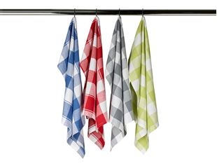 Tea towels Color, pack of 3