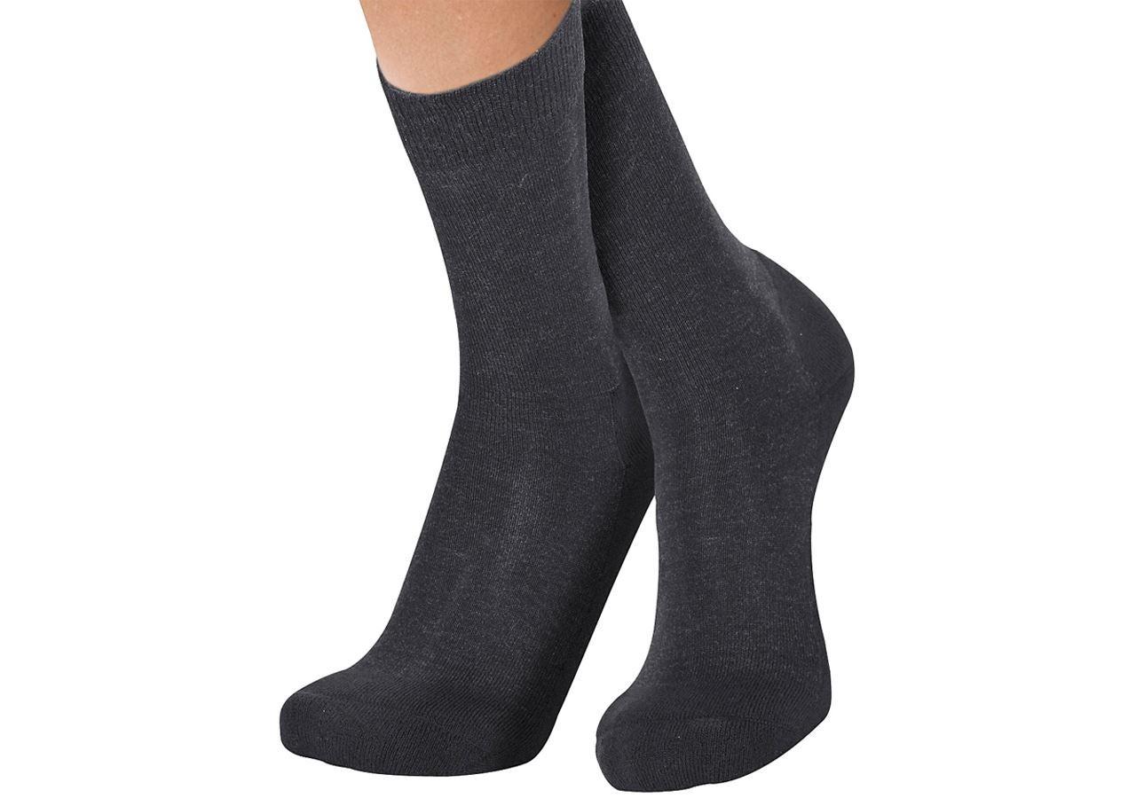 Sokker | Strømper: e.s. Funktionssokker warm/high + sort