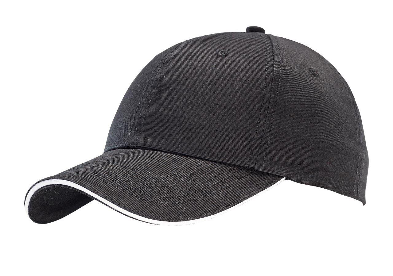 Accessories: e.s. Cap color + black