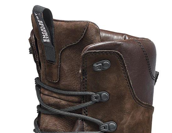 S3: e.s. S3 sikkerhedsstøvler Nembus high + bark 2