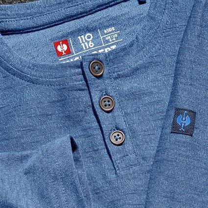 Shirts, Pullover & more: Long sleeve e.s.vintage, children's + arcticblue melange 2