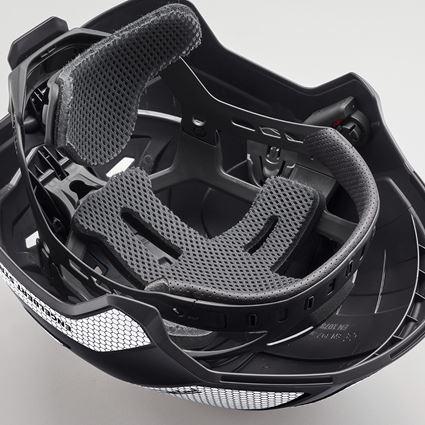 Hard Hats: e.s. Work helmet Protos® + black/white 2