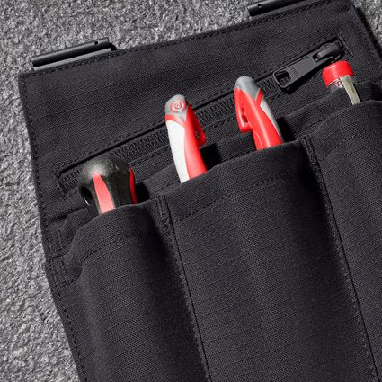 Accessories: Tool bags e.s.concrete solid, ladies' + black 2