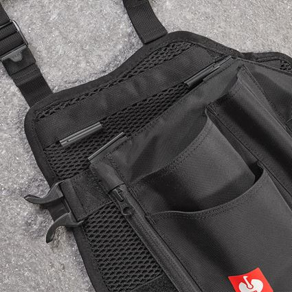 Accessories: e.s. værktøjslomme-sæt Legpack + sort 2