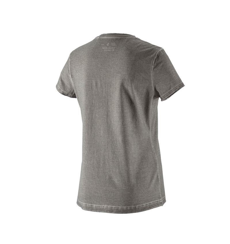 Shirts, Pullover & more: T-Shirt e.s.motion ten ostrich, ladies' + granite vintage 2