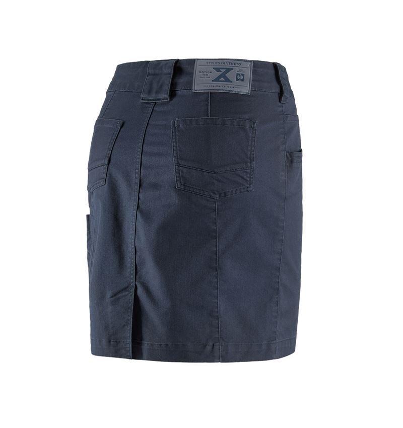 Kjoler   Nederdele: Nederdel e.s. motion ten, damer + skifferblå 2
