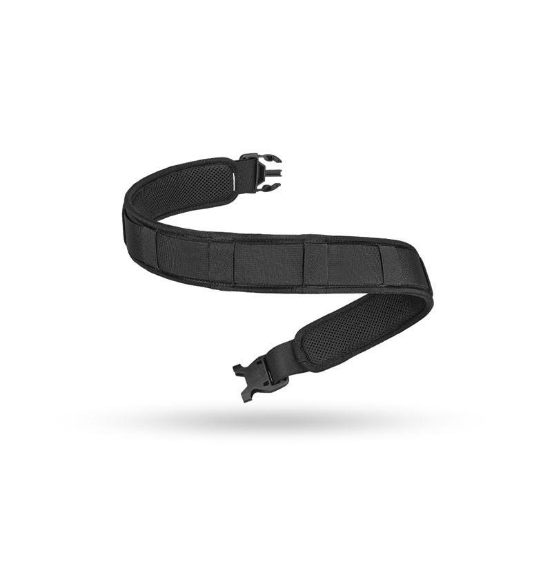 Accessories: e.s. bælte Legpack + sort