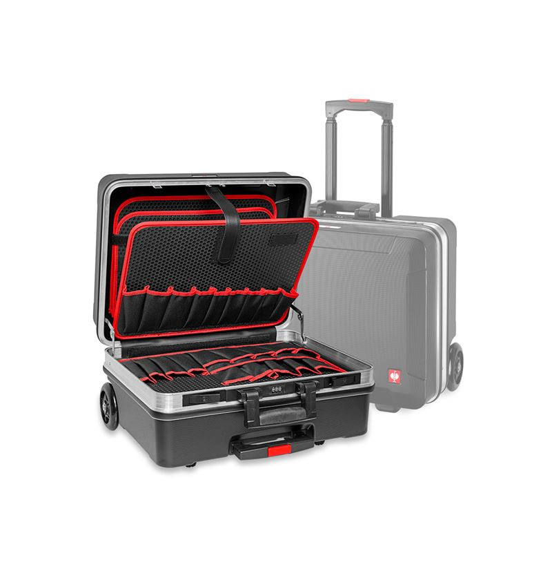 Tool Cases: e.s. Tool trolley professional cross