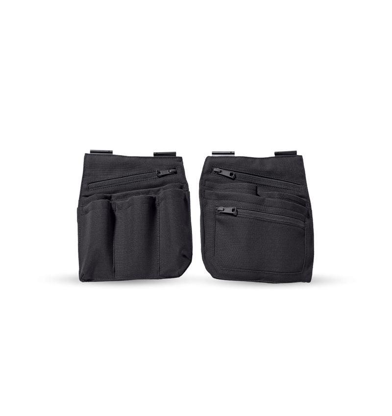 Accessories: Tool bags e.s.concrete solid, ladies' + black