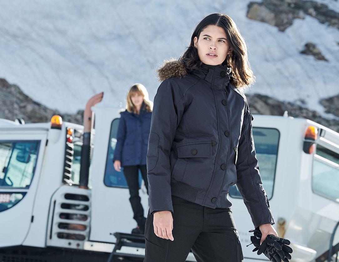 Work Jackets: Winter blouson e.s.vision, ladies' + pacific 1