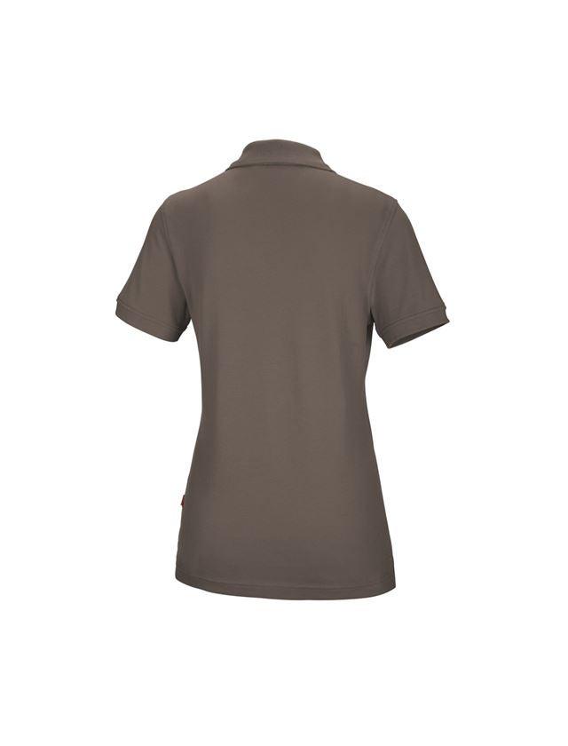 T-Shirts, Pullover & Skjorter: e.s. Polo-Shirt cotton, damer + sten 1
