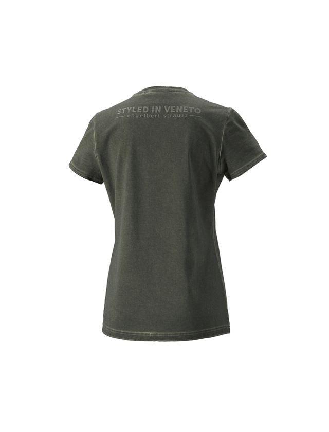 Shirts, Pullover & more: T-Shirt e.s.motion ten veneto, ladies' + disguisegreen vintage 1