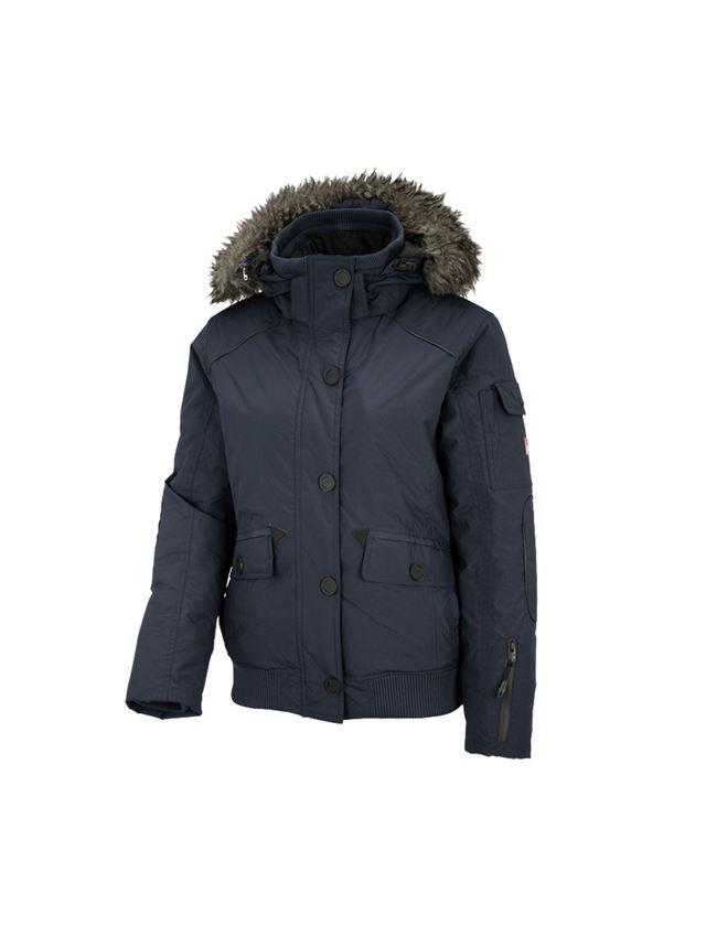 Work Jackets: Winter blouson e.s.vision, ladies' + pacific