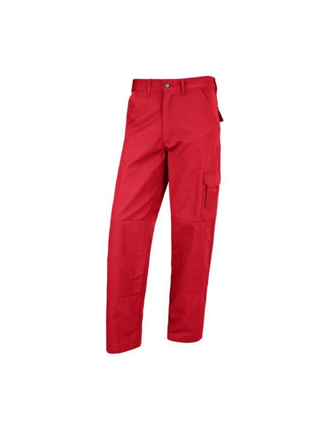 Arbejdsbukser: STONEKIT bukser Aalborg + rød