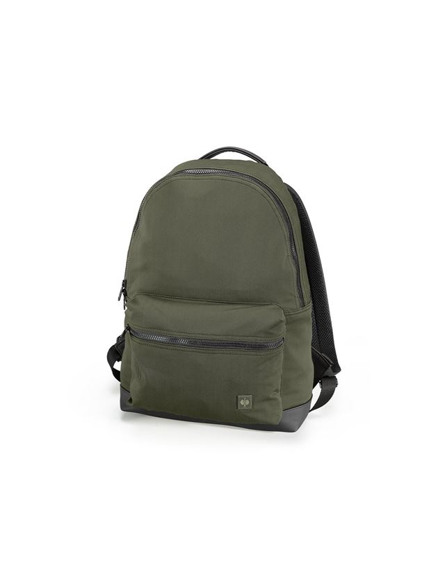 Accessories: Backpack e.s.motion ten + disguisegreen