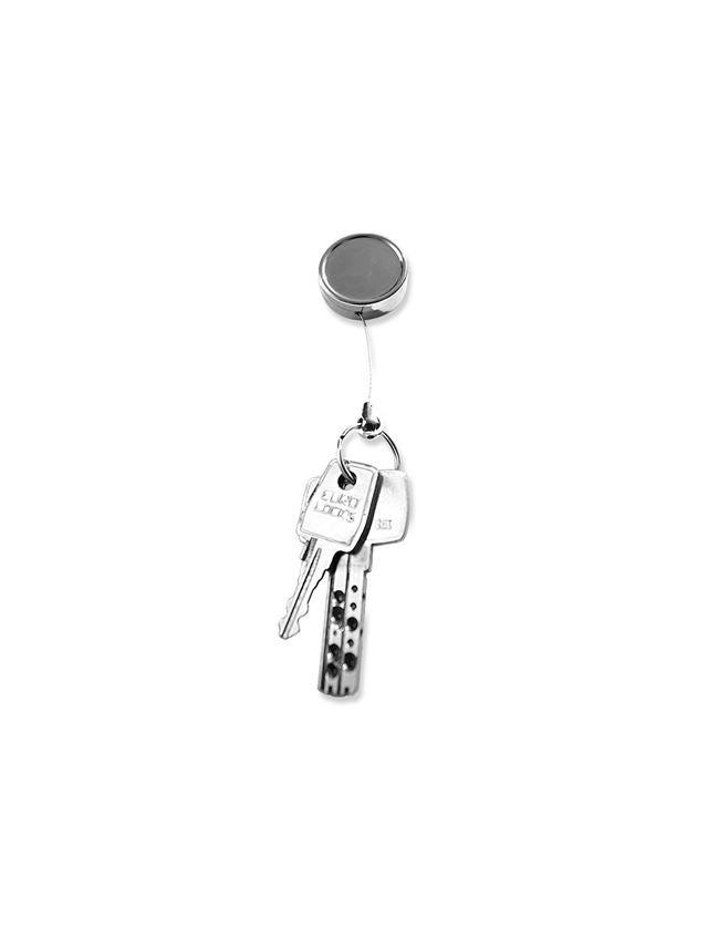 Accessories: Nøglekæde + sølv