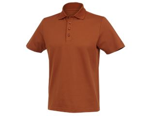 Funktions Polo-Shirt poly cotton e.s.roughtough