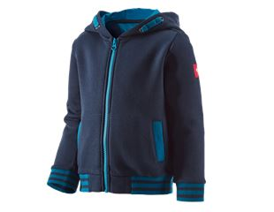 Hoody sweatjacket e.s.motion 2020, children's