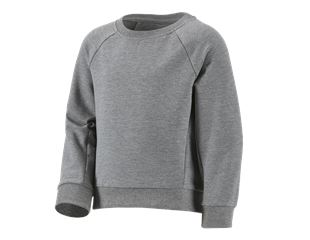 e.s. Sweatshirt cotton stretch, børne