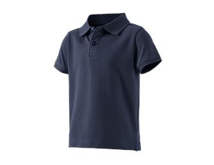 e.s. Polo-Shirt cotton stretch, børne