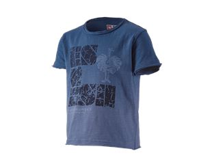 e.s. T-Shirt denim workwear, børne
