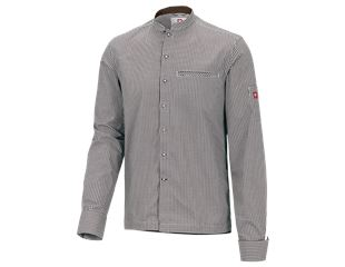 e.s. Work shirt mandarin, men's