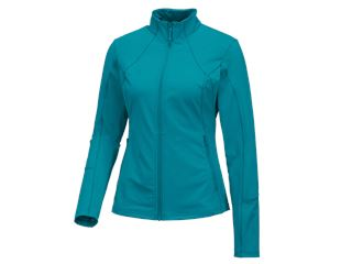 e.s. Functional sweat jacket solid, ladies