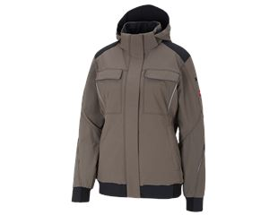 Winter functional jacket e.s.dynashield, ladies'