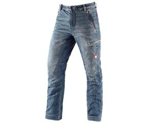 e.s. Forestry cut-protection jeans