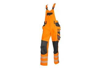 High-vis bib & brace e.s.motion
