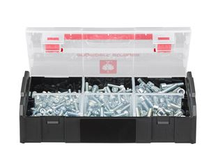 Hex-head cap screws, ISO 4762, 225 pieces