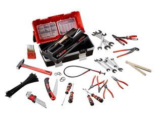Promotion:e.s. Tool box Alu+agriculture special