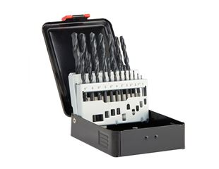 e.s. HSS-R metal spiral drill set eco