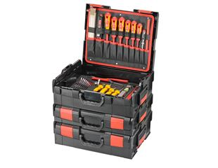 e.s. Boxx socket wrench set Electro pro III