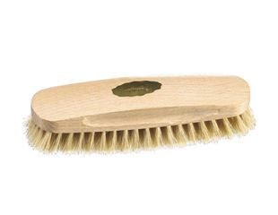 Horse hair polishing brushes