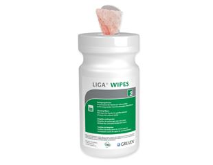 Hand cleaning wipes