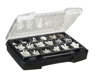 Plasterboard wall plug set, 761 pcs