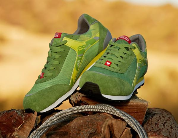 S1: e.s. S1 Safety shoes Sirius + seagreen/aluminium 1