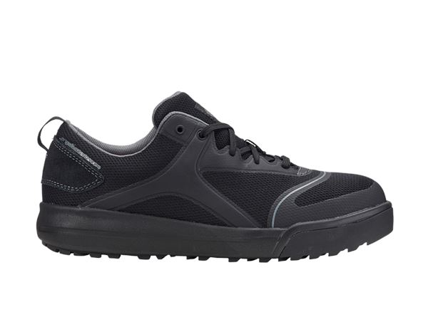 Safety Shoes S1: e.s. S1 Safety shoes Vasegus low + black
