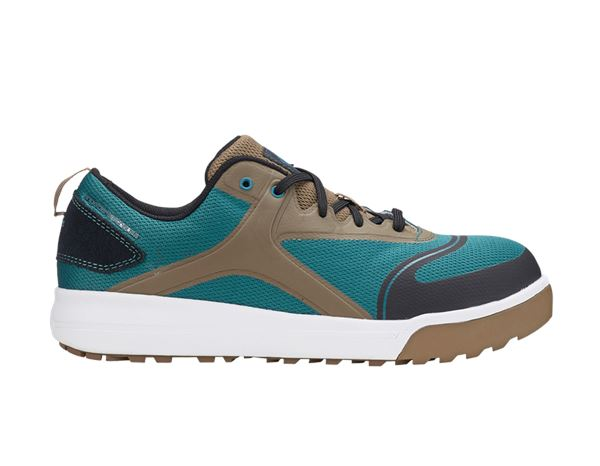 S1: e.s. S1 Safety shoes Vasegus low + darkcyan