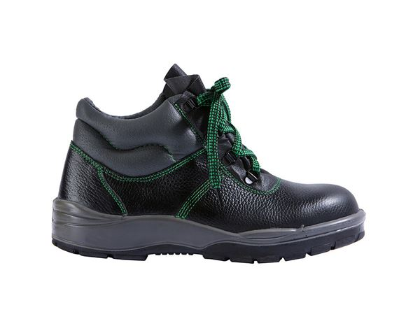 Safety Shoes S3: Construction safety boots Basic + black