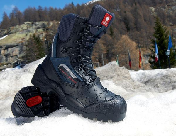 Safety Boots S3: Winter safety boots Narvik II + black 1