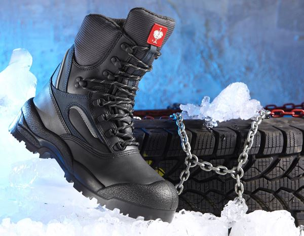 Safety Boots S3: Winter safety boots Narvik II + black 3