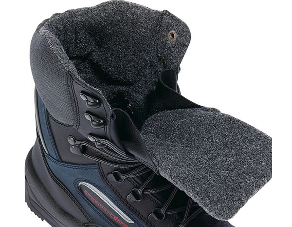 Safety Boots S3: Winter safety boots Narvik II + black 2
