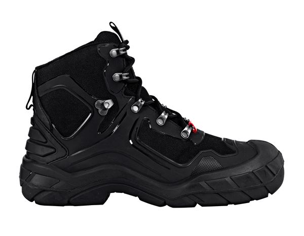 S3: e.s. S3 Safety shoes Pavonis + black