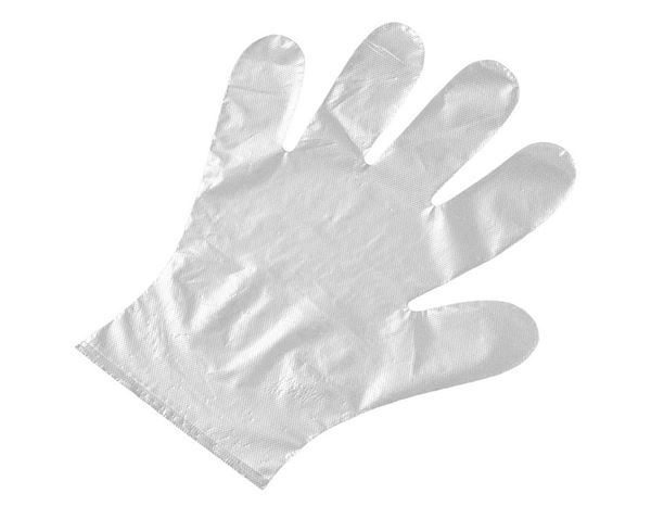 Disposable Gloves: Disposable PE gloves