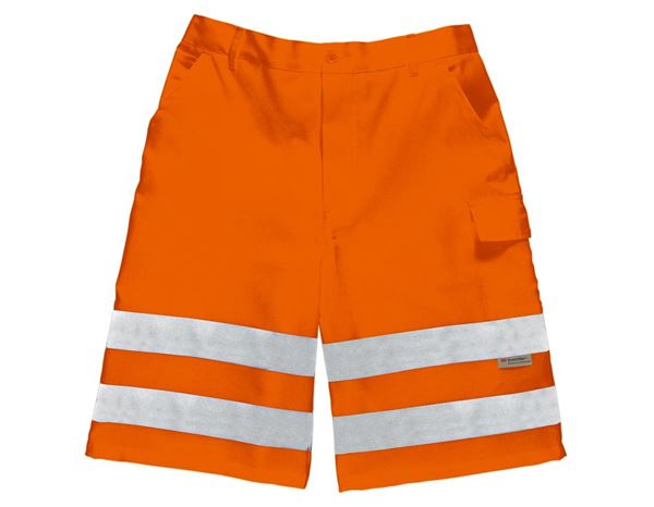 Shorts / 3/4 Shorts: High-vis shorts + high-vis orange