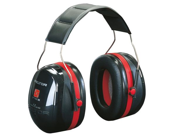 Ear Defenders: 3M Peltor Protector Cups Optime III